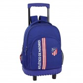Atletico Madrid Aupa 45 CM Trolley high-end skateboard backpack