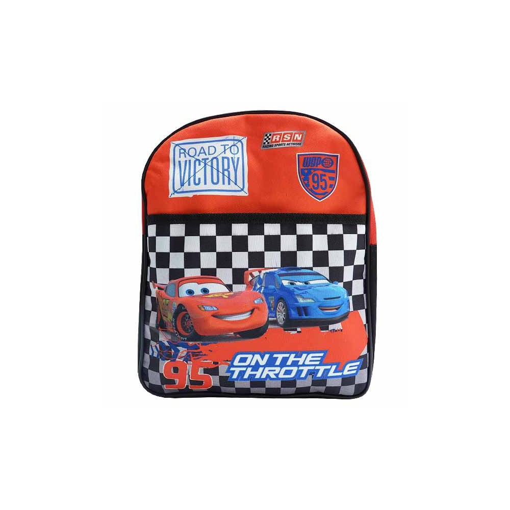 2652a6c5f4c Disney Cars backpack kindergarten Road 31 CM