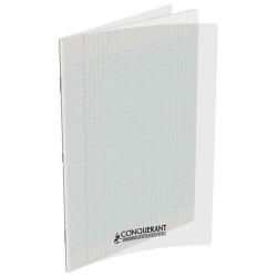 Notebook Polypro 24x32 CONQUERANT large tiles Séyès 48p