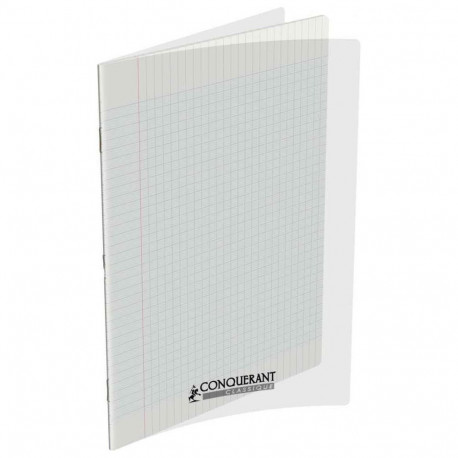 Notebook Polypro 24x32 CONQUERANT large tiles Seyes 48p