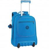 Rolling School Bag Kipling Clas Soobin Jeans True Blue 49 CM