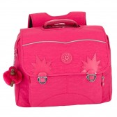 Borsa Kipling Salvatore Cherry Pink mescolare 40 CM