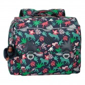 Kipling Iniko 40 CM schoolbag - Garden Dreamer