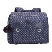 Kipling Iniko 40 CM schoolbag - Blue Dash C