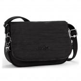 Kipling EARTHBEAT S Dazz black 26 CM shoulder bag