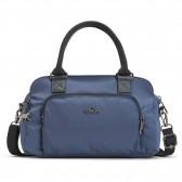 Handbag Kipling Alecto 32 CM - Satin Blue C