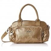 Handbag Kipling Alecto 32 CM - Dusty Metal