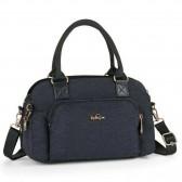 Handbag Kipling Alecto 32 CM - Spark Navy