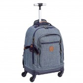 Kipling echo 49 CM wheeled backpack