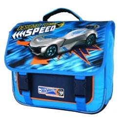 Hot wheels satchel blue 38 CM