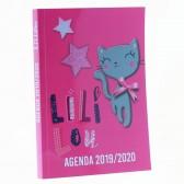 Dagboek Lililou Cat 17 CM