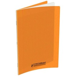 Notebook Polypro 24x32 CONQUERANT large tiles Séyès 96p