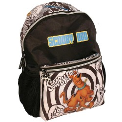 Backpack scoubidou ghost 35 CM kindergarten-Scooby Doo