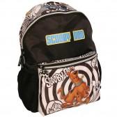 Backpack maternal blue Scoubidou 29 CM