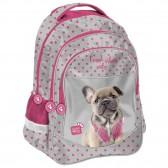 Backpack dog Bulldog Studio pets 42 CM-2 CPT