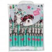 Cubierta de 18 lápices de colores BIC KIDS