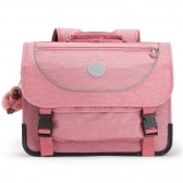 Satchel Kipling Preppy Pink Flash 41 CM