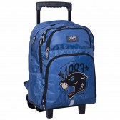 Rolling Backpack Camps USA 43 CM - 2 cpt - Premium Trolley