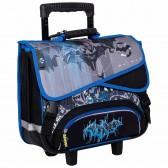 Rolling School Bag Batman Comics 41 CM Premium Trolley