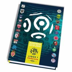 Agenda Ligue 1 Premium 17 CM