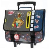 Wheeled satchel Galaxy 41 CM high-end trolley