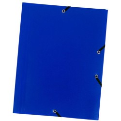 3-flap polypropylene shirt with elastic 24 x 32