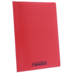 Notebook Polypro 24x32 CONQUISTANT pequeñas baldosas 5x5 96P