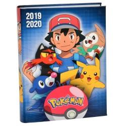 Pokemon 17 CM Agenda