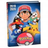 Agenda Pokemon Sacha 17 CM
