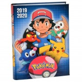 Calendario Pokemon Sacha 17 CM