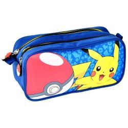 Pokemon Pikachu 21 CM rechthoek Kit-top van het assortiment