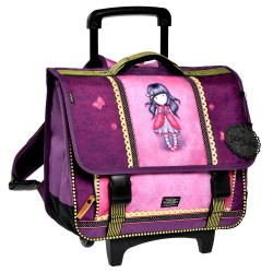 Gorjuss Sweet Gothic 38 CM Top Range Wheeled Bag