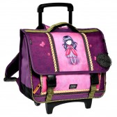 Pokemon Sacha 41 CM Top Range Wheeled Bag