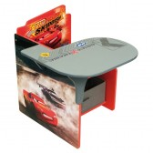 Cars Disney desk wooden
