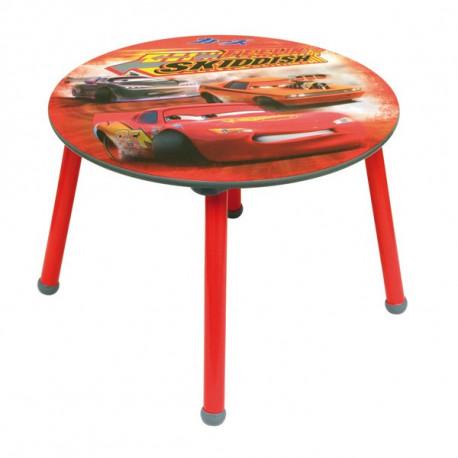 Ensemble table + 2 chaises Cars Disney