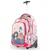 Anekke 45 CM 45 CM wheeled backpack - High-end - Liberty