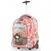 Anekke 45 CM 45 CM wheeled backpack - High-end - Venise