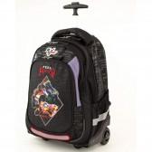 Angry Birds Eagles Island 42 CM Wheelbag - Cartable