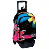Backpack skateboard Frozen 42 snow Queen CM Legend trolley premium - Binder