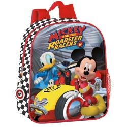 Mickey Racers 28 CM Kindergarten Backpack