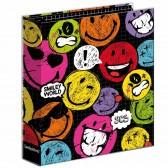 Fondo de libro Lulú castañuela rosa 32 CM - tamaño A4