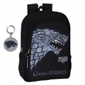 Sac à dos Game of Thrones Stark 43 CM - Haut de gamme