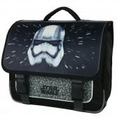 Star Wars nero e grigio 38 cm di fascia alta cartella