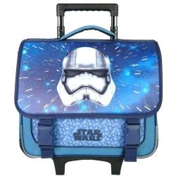 Star Wars Stormtrooper 38 CM Nautic Grey Wheeled Bag - Top of Range