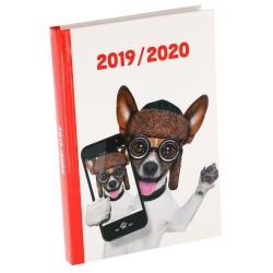 Agenda Dogs and Cat 17 CM