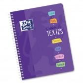 1o premio libro de texto en espiral