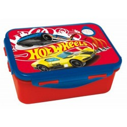 Hot Wheels Rojo 17 CM Taste Box