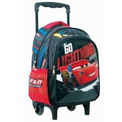 Cars Racing 30 CM wheel bag - Kindergarten car