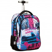 Rolling Backpack Maui & sounds Follow the Sun Surf 48 CM -