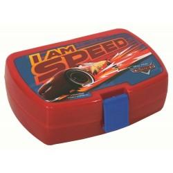 Cars snelheid 16 CM smaak doos